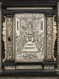 Philadelphia Museum of Art - Collections Object : Writing Cabinet