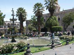 Historic Centre of Arequipa - Arequipa, Peru