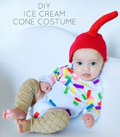 DIY Ice Cream Cone C...