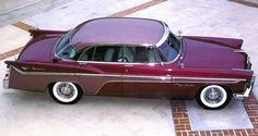 1956 DeSoto Fireflite Four-Door Sportsman Vintage Cars, Antique Cars, Desoto Cars, Dodge, Chrysler Cars, Chrysler 300, Us Cars, Trucks, Cars Motorcycles
