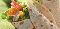 La Salteña   Recetas   Fajitas Vegetarianas