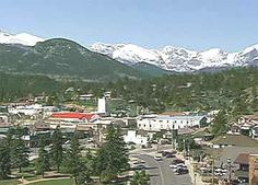 Estes Park, Colorado - such a great little town near Rocky Mountain National Park. Went here this summer. Loved it.