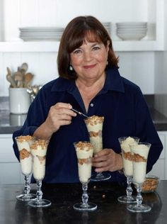 Q&A with Ina Garten