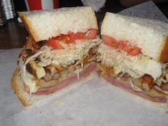 Primanti Brothers, Pittsburgh PA