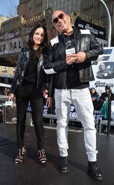 Michelle Rodriguez & Vin Diesel: the-big-picture-todays-hot-photos