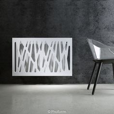 Our Geo range are ultra designer radiator covers perfect for modern and contemporary homes. Easy to fit radiator covers and available in all sizes and colours Contemporary Radiators, Contemporary Interior, Modern Radiator Cover, Hall Furniture, Designer Radiator, Living Room With Fireplace, Hallway Decorating, Leroy Merlin, Diy Home Improvement