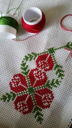 "tatreez/palestine ""Discover thousands of images about tatreez/palestine"", ""This post was discovered by E T"" Cross Stitch Borders, Cross Stitch Flowers, Cross Stitch Designs, Cross Stitching, Cross Stitch Embroidery, Hand Embroidery, Cross Stitch Patterns, Embroidery Designs, Loom Patterns"