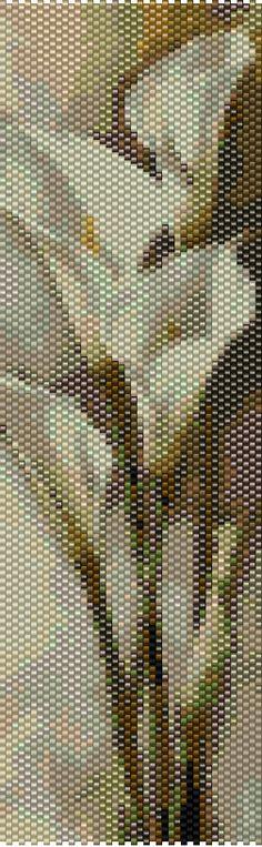 Peyote Pattern  Floral 2