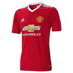 adidas Manchester United 15/16 Home Fan Shirt