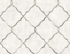 Geo Trellis Taupe NH11208 Oriental Wallpaper, Grey Wallpaper, Geometric Wallpaper, Minimalist Wallpaper, All Wall, Color Pallets, Contemporary, Modern, Floral Design