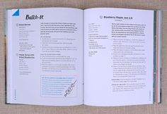 Batch Cookbook- Over 200 Recipes, Tips and Techniques for a Well Preserved Kitchen - WellPreserved Dried Berries, Dried Blueberries, Jam Jar, Batch Cooking, Preserves, Pantry, Wellness, Make It Yourself, Writing