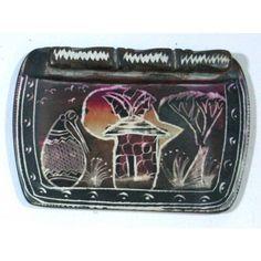 Soap Holder Handmade from Soapstone