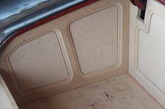 Inlay Style Trunk and Door Panels - Need Help & Ideas Custom Car Audio, Custom Cars, Camaro Interior, 1965 Chevelle, Car Audio Installation, Custom Car Interior, Subwoofer Box, Car Trunk, Door Panels