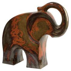 Aleph Elephant Statuette