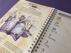 Liebevoll von Hand gezeichnete Illustrationen im PranaHaus-Kalender♥ PranaHaus-edition #illustrationen #kalender2020 #kalender #magie #magisch Illustration, Paper Mill, Weekly Calendar, Moon Phases, Inspiring Pictures, Wrapping Papers, Drawing Hands, Astrology Signs, Ghosts