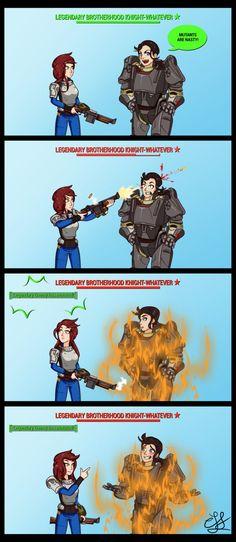 [Fallout 4] BoS BS by RoflPanzer on DeviantArt