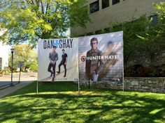 Dan + Shay/Hunter Hayes record promos!!! That would be so awesome! I would go wild if I saw it!