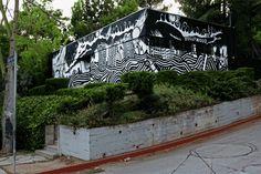 Grafite ganha movimento nas mãos de artista britânico   Comunicadores