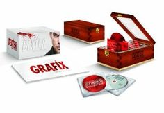 Amazon.com: Dexter: The Complete Series Collection [Blu-ray]: Dexter: Movies & TV - Best packaging ever!