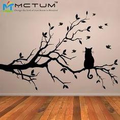 дерево на стене рисунок: 24 тыс изображений найдено в Яндекс.Картинках