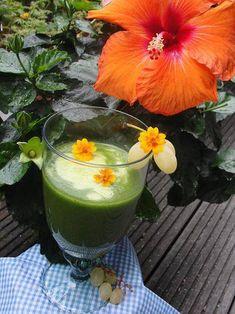 Lecker Ananas-Spinat-Smoothie   Preventam Gesundheitsberatung