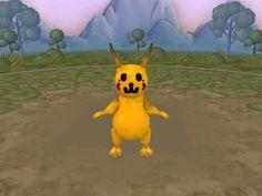 spore pikachu | Spore pokemon - Pikachu by ~alucardserasfangirl on deviantART