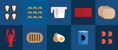 Infographic: What 25 Grams of Protein Looks Like