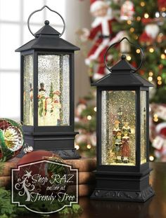 Simple and awesome diy christmas decorations and crafts 26 - Life Hack Christmas Lanterns, Outdoor Christmas Decorations, Holiday Decor, Holiday Ideas, All Things Christmas, Christmas Time, Christmas Boxes, Christmas Villages, Christmas Ideas