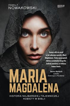 Ebook: Maria Magdalena Autor: Paweł F. I Love Books, Books To Read, Dr Book, Vegan Books, Mary Magdalene, Dan Brown, Mario, Reading, My Love