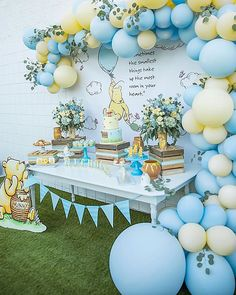 The Most Adorable Baby Shower Party Ideas To Inspire You Baby Shower Inspiration Deco Baby Shower, Boy Baby Shower Themes, Baby Shower Gender Reveal, Shower Party, Baby Shower Parties, Baby Boy Shower, Baby Boy Babyshower Themes, Baby Showers, Baby Shower Flowers