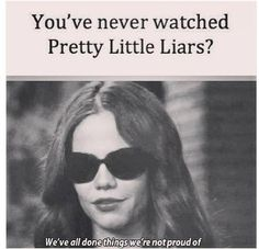Ha Pretty Little Liars