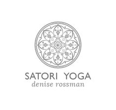 Premade Logo, OOAK logo, Yoga Logo Design, Digital Art, Yoga Design, One of a…