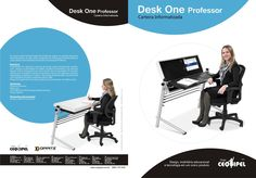 Desk One | Professor - Carteira Informatizada