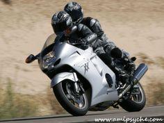 Honda CBR 1100XX Black Bird 10 Psyche and FASTEST MOTORCYCLES of the World