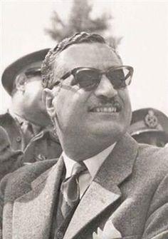 President Of Egypt, Gamal Abdel Nasser, Old Egypt, World Leaders, World History, Anthropology, The Man, Egyptian, Che Guevara
