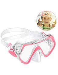 UV Schutz Wasserdicht Geeignet f/ür 4-10 Jahre KOROSTRO Taucherbrille Kinder Schnorchelbrille Schwimmbrille Kindertaucherbrillen Tauchmaske Verstellbares Silikonband Lecksicher