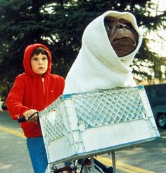 'E.T. The Extra-Terrestrial'