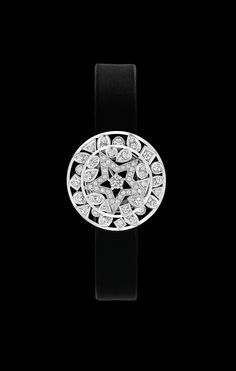 WATCH IN 18K WHITE GOLD, OPALS, PINK SAPPHIRES AND DIAMONDS - Overview 2 - CHANEL