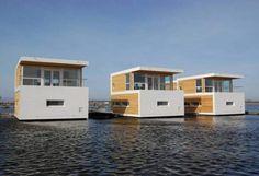 1. Floating Houses Marina Kröslin in Kröslin - hier will ich Urlaub machen!