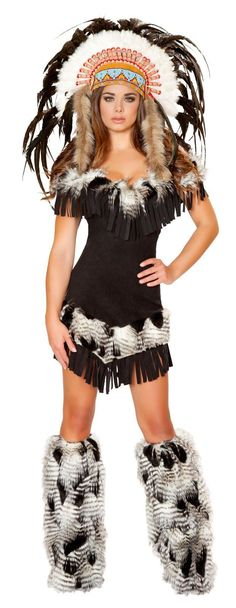Cherokee Womens Princess Indian Costume from Buycostumes.com