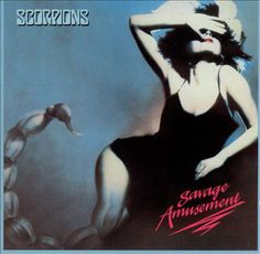 Scorpions — Savage Amusement (1988)