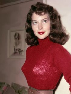 Ava Gardner Sweater