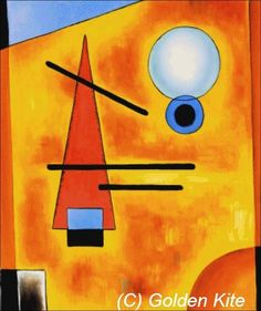 Wassily Kandinsky Distinct Connection 1925 Wassily