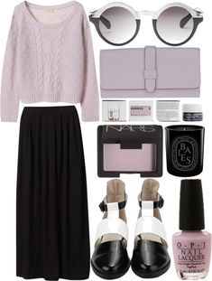 """violet hill"" by jesicacecillia on Polyvore"