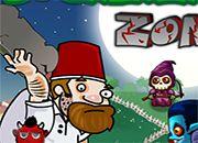 Crazy Dave Sucriken Zombies