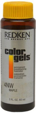 Redken - Color Gels Permanent Conditioning Hair Color l 4NW Maple (2 oz.) 1 pcs sku- 1896786MA * Be sure to check out this awesome product.