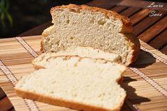 Paine fara drojdie, cu iaurt   Retete culinare cu Laura Sava - Cele mai bune retete pentru intreaga familie Paste, Mai, Pizza, Bread, Food, Brot, Essen, Baking, Meals
