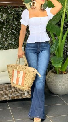 Mom Outfits, Cute Casual Outfits, Casual Wear, African Print Fashion, Work Fashion, Elegant Dresses, Dress Patterns, Blouse Designs, Casual Looks