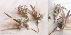 FairynessS Real FloOower Hair Pins