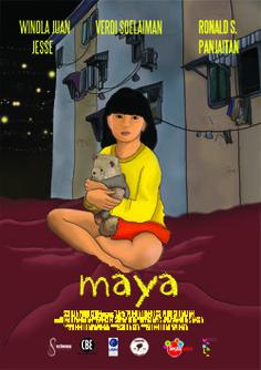 Poster Teaser Maya